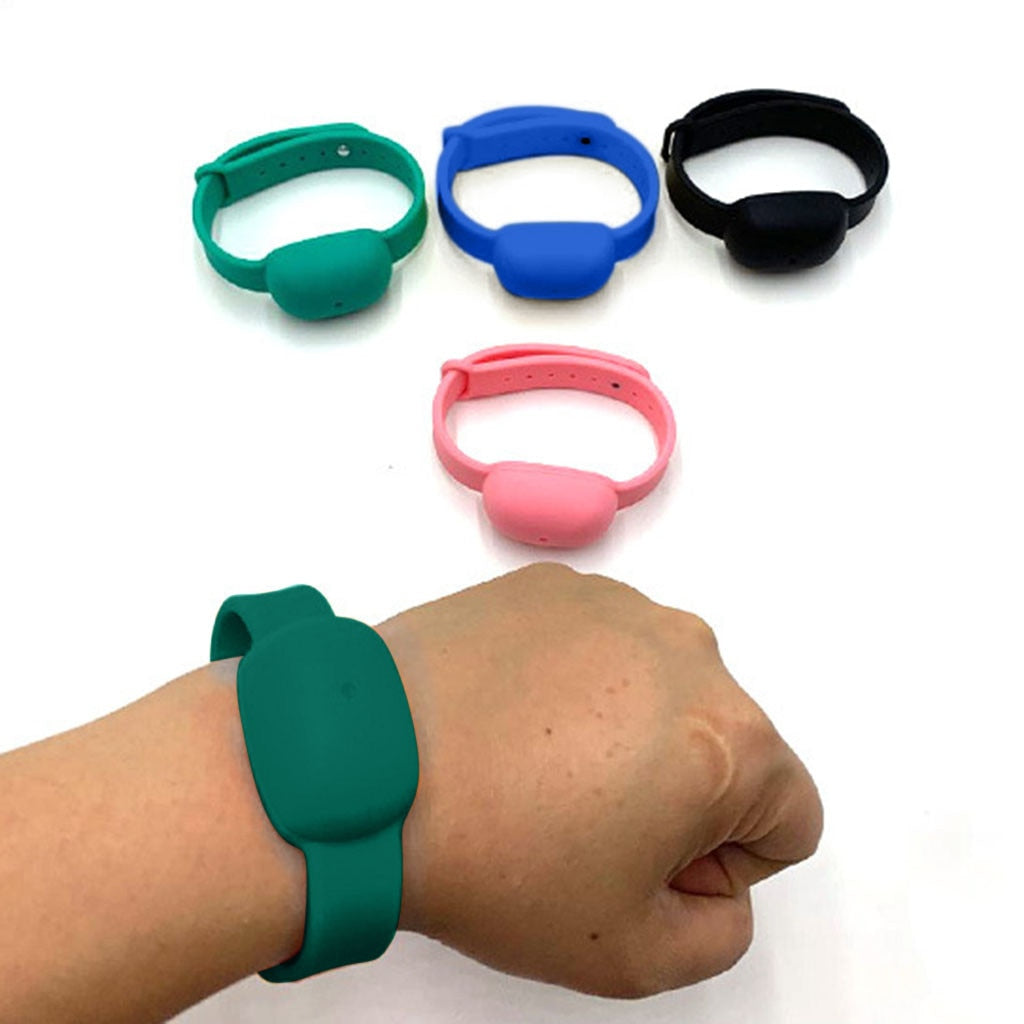 Hand Sanitiser Dispensing Bracelet