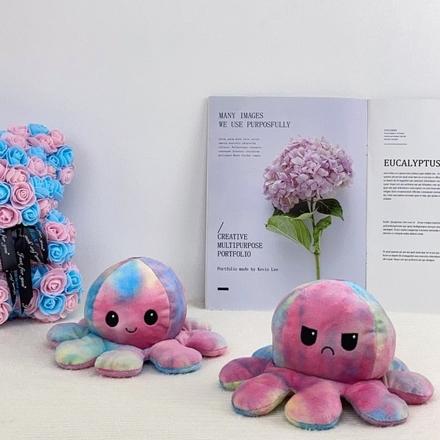 Emotion Reversible Octopus