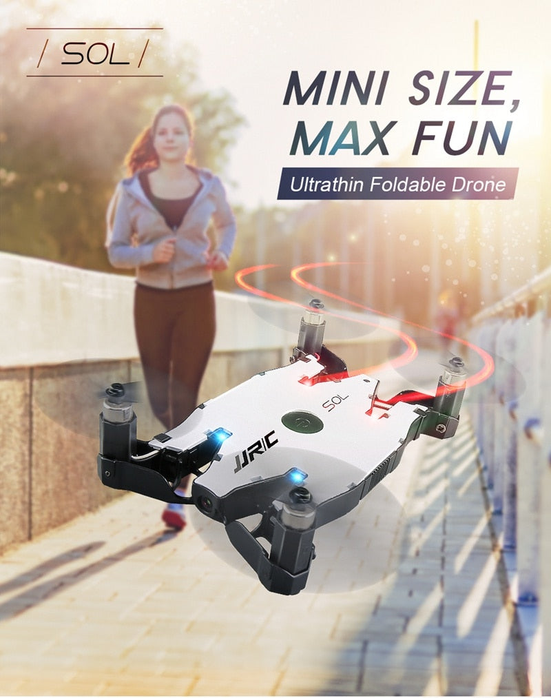 Ultra thin Wifi Selfie Drone