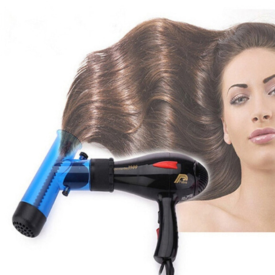 New Hair Dryer Diffuser Magic Wind Spin Curl