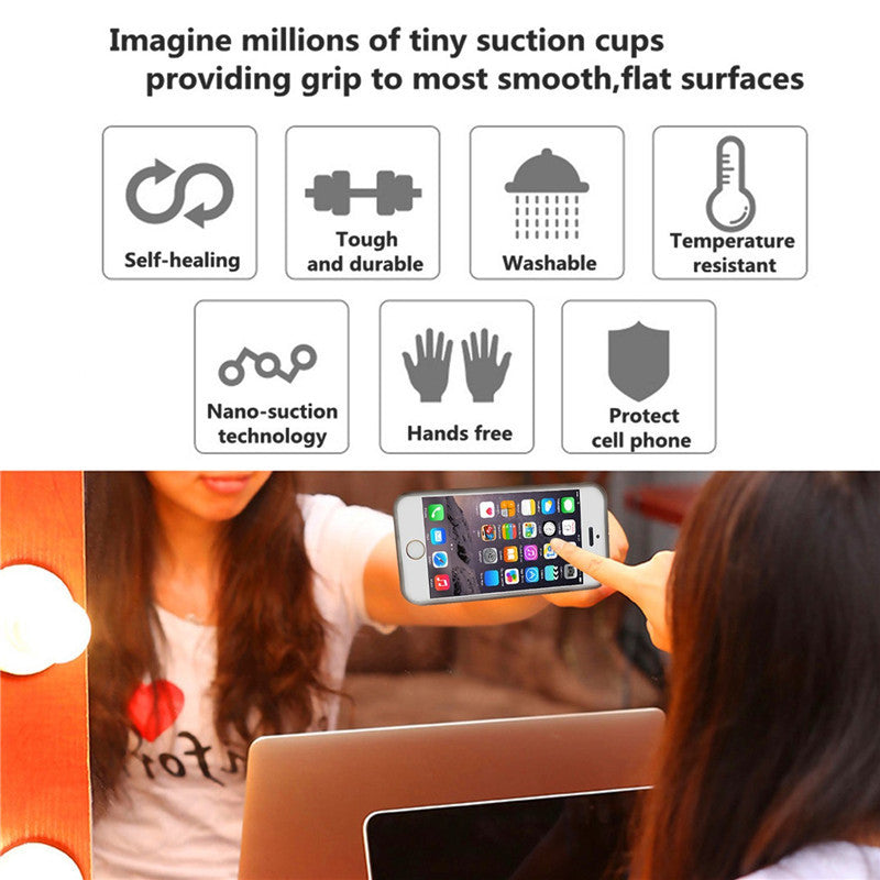 Nano Suction IPhone Cover