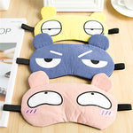 Cute Cartoon Sleep Eye Mask. BUY 1 GET 1 FREE. USE THIS CODE BUMPER