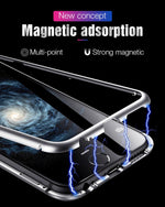 Magnetic Phone Case For iPhone