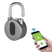 Fingerprint Smart Keyless Lock for Android iOS