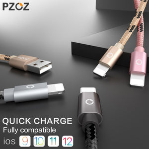 Quick Charging Cable For iPhone and iPad