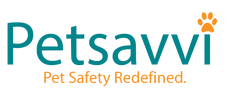 Petsavvi logo - Pet Safety Redefined