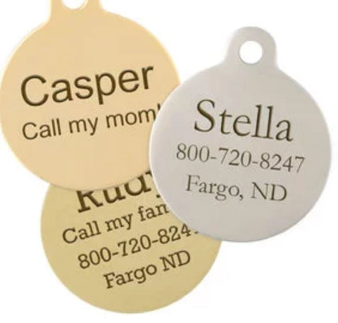 Dog Id Tag by DogIDs