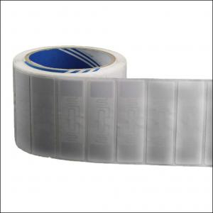 RFID Self-adhesive Label 74x23mm