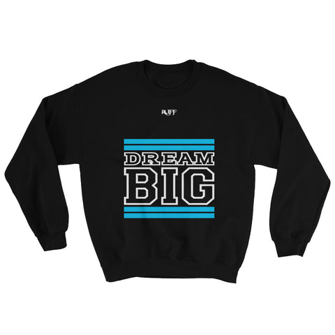 Black Carolina Blue and White Sweatshirt