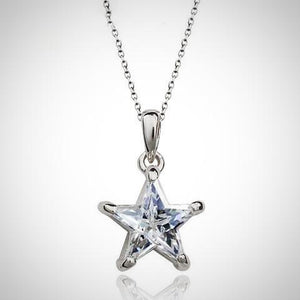 Little Star Rose Gold Pendant Jewelry
