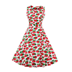 Women's Vintage Retro Dress - All sizes