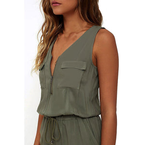 Safari Adventures Jumpsuit