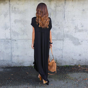 Loose Summer Beach Dress