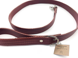Recycled Fire Hose Leash