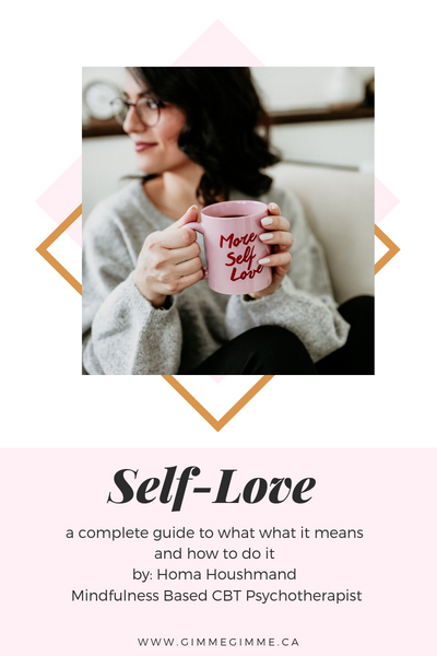 What's Self-Love Got to do With it?