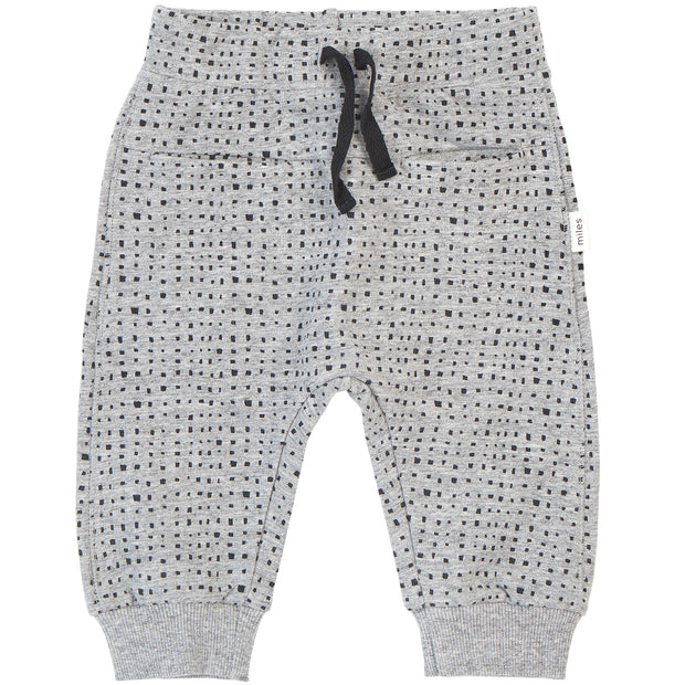 Jogger - Splashed Heather Grey