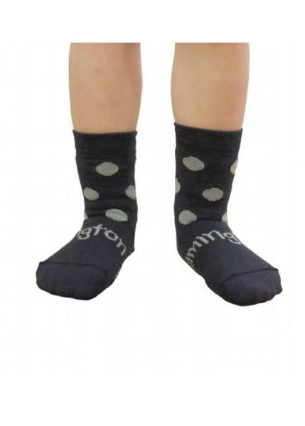 Crew height socks- Archer