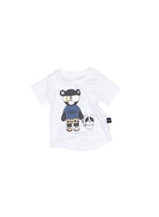 Bull Dog T-Shirt - White
