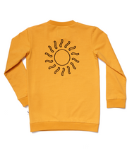 BIg Sun Sweater