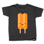 Ice Pop T-shirt - Orange
