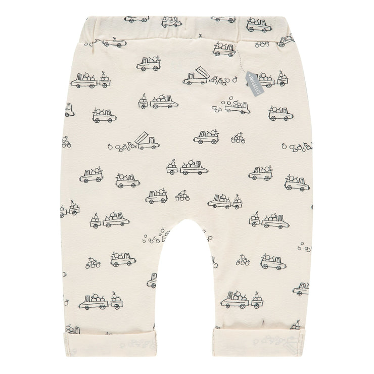 Car Pants - Antique White