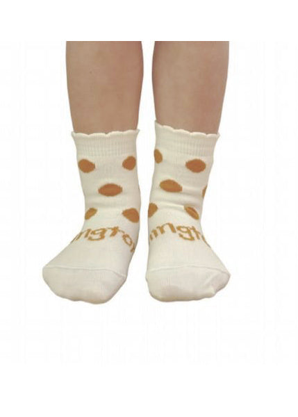 Crew height socks- Florance