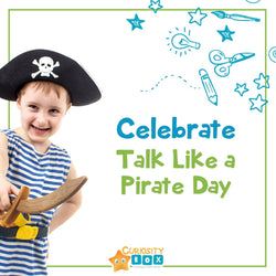 Celebrate Talk Like a Pirate Day! | Curiosity Box Kids