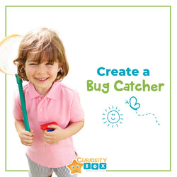 Create a Bug Catcher | Curiosity Box Kids