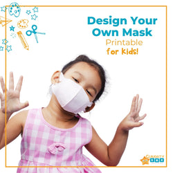 Design Your Own Mask Craft | Curiosity Box Kids
