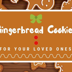 Gingerbread Cookies for Your Loved Ones | Curiosity Box Kids