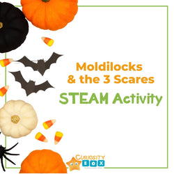 Moldilocks and the 3 Scares | Curiosity Box Kids