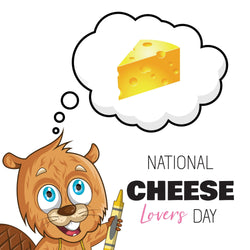 National Cheese Lover's Day | Curiosity Box Kids