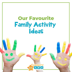 Our Favourite Family Activity Ideas | Curiosity Box Kids