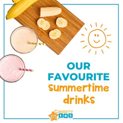 Our Favourite Summertime Drinks! | Curiosity Box Kids