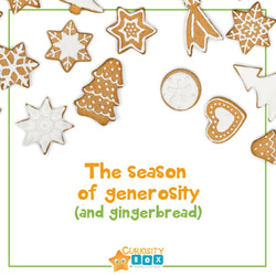 The Season of Generosity (and gingerbread) | Curiosity Box Kids