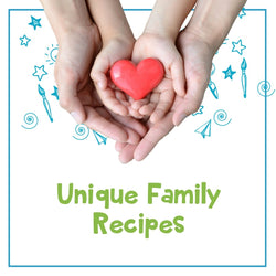 Unique Family Recipes | Curiosity Box Kids