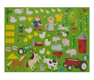 Down on the Farm Craft Box for Ages 2-4- Curiosity-Box-Craft-and-Educational-Boxes-Kids-Monthly-Subscription-Box