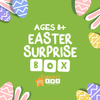 Easter Surprise Craft Box for Ages 8+ - Curiosity Box Kids - Monthly Kids Subscription Box
