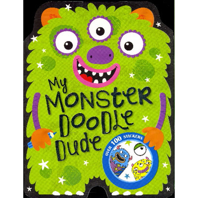 My Monster Craft Box for ages 5-7- Curiosity-Box-Craft-and-Educational-Boxes-Kids-Monthly-Subscription-Box