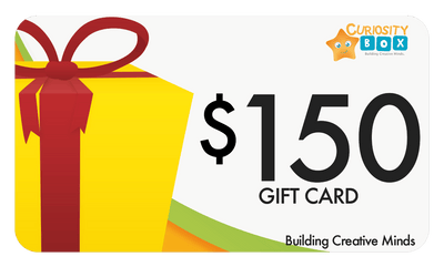 Single Box Digital Gift Cards- Curiosity-Box-Craft-and-Educational-Boxes-Kids-Monthly-Subscription-Box