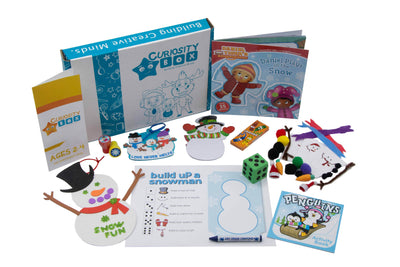 Snow Much Fun Craft Box Ages 2-4- Curiosity-Box-Craft-and-Educational-Boxes-Kids-Monthly-Subscription-Box