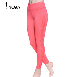 Fitness Women Sport Leggings Yoga High Waist