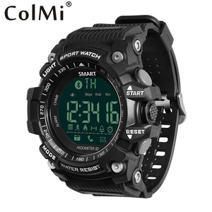 Waterproof Smart Watch with Passometer