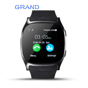 Smart Watch with Camera and Bluetooth