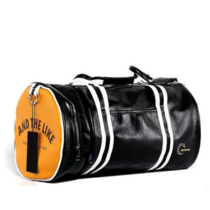 Fashionable Gym Bag with Shoes Storage