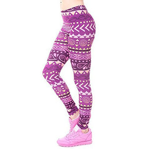 Mandala Pattern Crossfit Bodybuilding Compressiong Tights