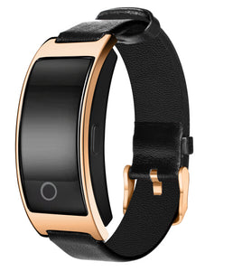 Smart Watch with Heart Rate and Blood Pressure Monitor