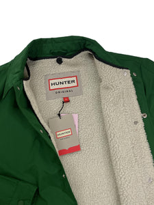 Hunter Sherpa Lined Coach Jacket - Jacobs Park Street