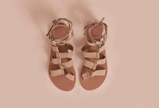 Agrippina Suede Sand