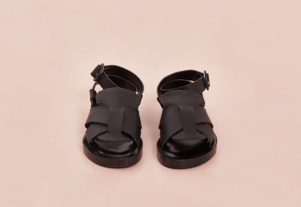 Antoniona Calf Black